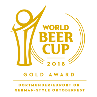 World Beer Cup Medaille